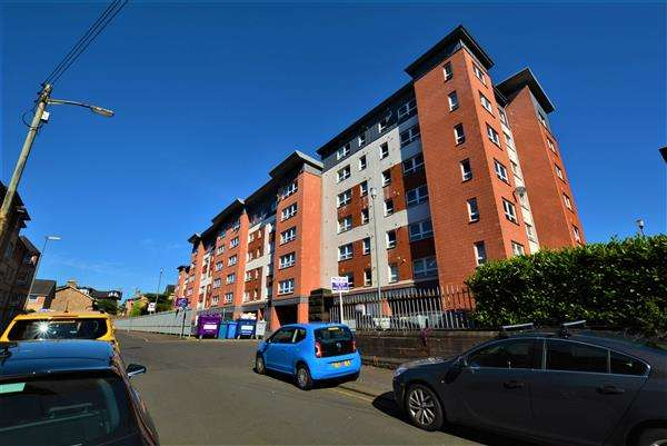 2 Bedrooms Flat for sale in Finlay Drive, Dennistoun Village, G31