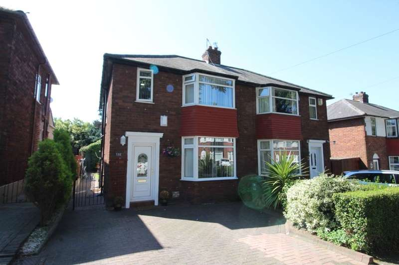 3 Bedrooms Semi Detached House for sale in Currock Park Avenue, Carlisle, CA2