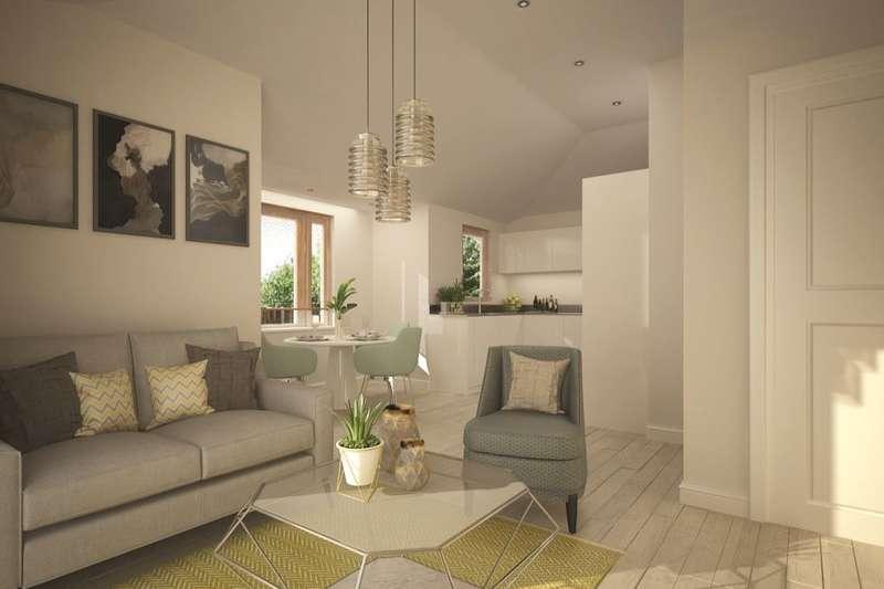 2 Bedrooms Flat for sale in Rowden Road, Beckenham, BR3