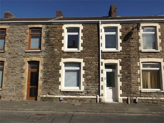 3 Bedrooms Terraced House for sale in Bevan Street, Aberavon, Port Talbot, West Glamorgan