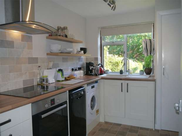 2 Bedrooms Terraced House for sale in Warwick Place, Tewkesbury, Gloucestershire