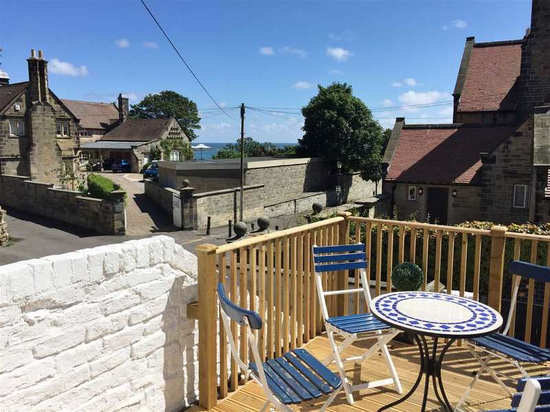 3 Bedrooms Apartment Flat for sale in Hope Street, Filey