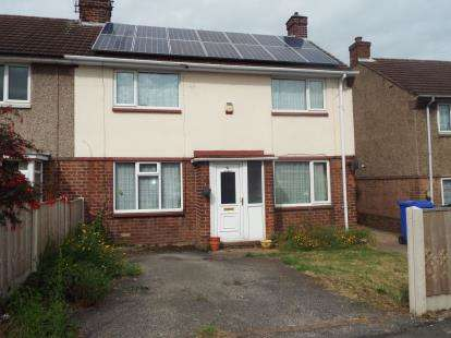 3 Bedrooms Semi Detached House for sale in Armstrong Road, Mansfield, Nottinghamshire