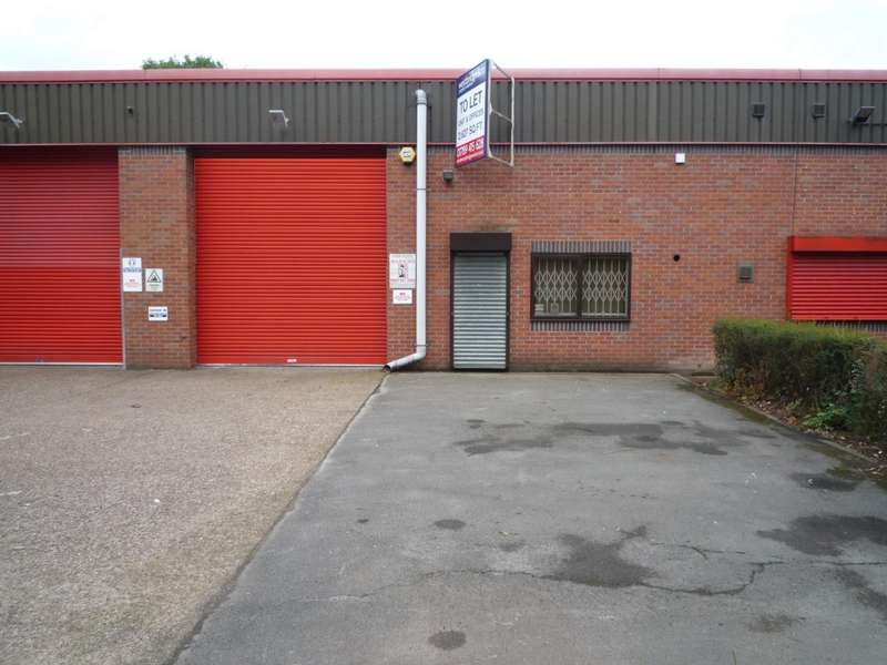 Light Industrial Commercial for rent in Sugarbrook Road, Bromsgrove, B60