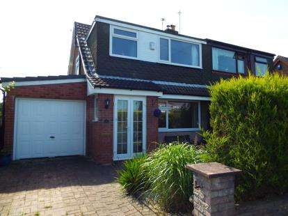4 Bedrooms Semi Detached House for sale in Arrowsmith Drive, Hoghton, Preston, Lancashire