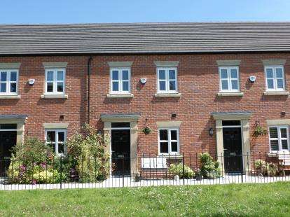 3 Bedrooms Town House for sale in Mariner Walk, Chorley, Lancashire