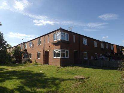2 Bedrooms Flat for sale in Belsize Avenue, Springfield, Milton Keynes, Buckinghamshire