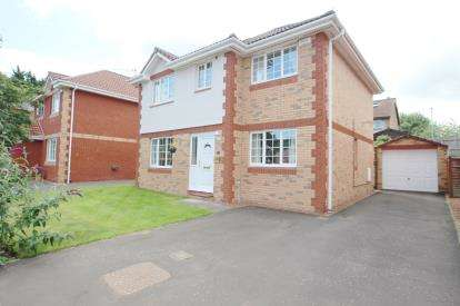5 Bedrooms Detached House for sale in Nursery Grove, Ayr