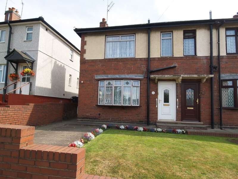 3 Bedrooms Semi Detached House for sale in Moor Street, Brierley Hill