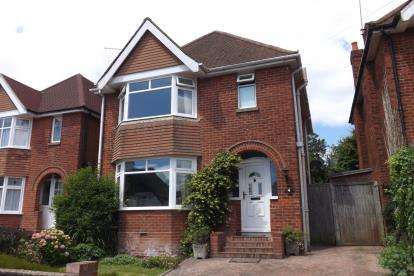 3 Bedrooms Detached House for sale in Woodmill, Southampton, Hampshire