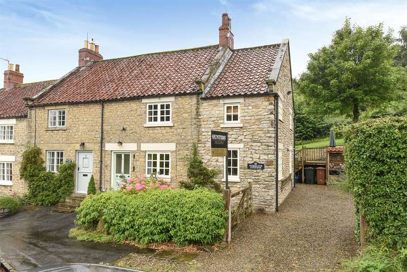 4 Bedrooms End Of Terrace House for sale in High Street, Helmsley, York, YO62 5AE
