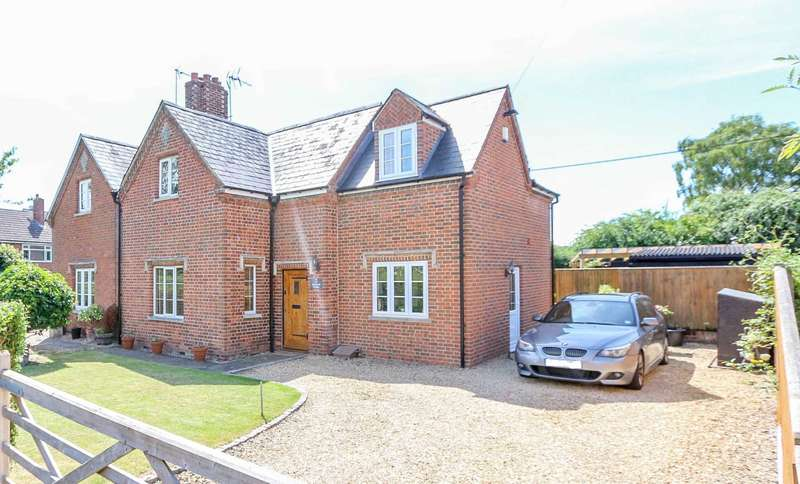 3 Bedrooms Semi Detached House for sale in High Road, Brightwell-Cum-Sotwell