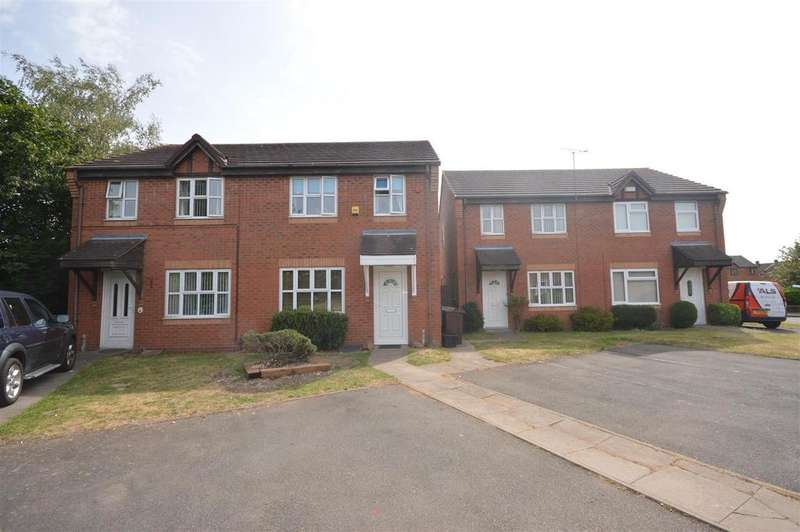 2 Bedrooms Semi Detached House for sale in Newington Road, Birmingham