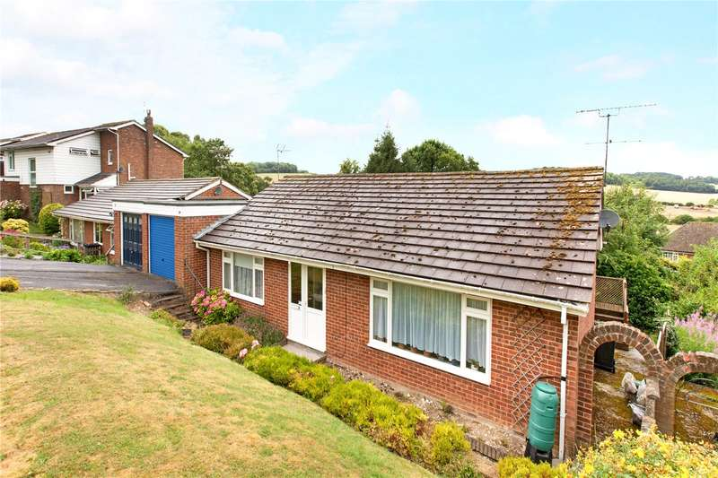 3 Bedrooms Semi Detached Bungalow for sale in Princess Drive, Alton, Hampshire, GU34