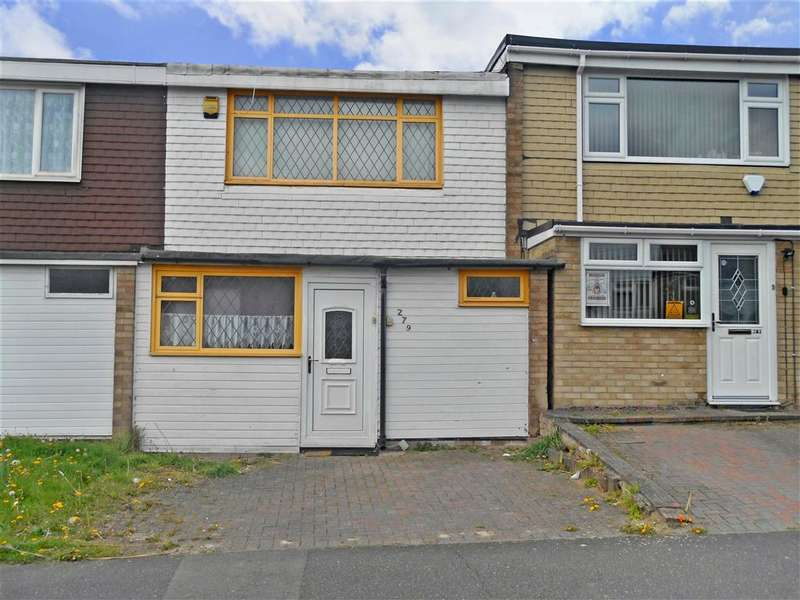 3 Bedrooms Terraced House for sale in Church Road, Basildon, Essex