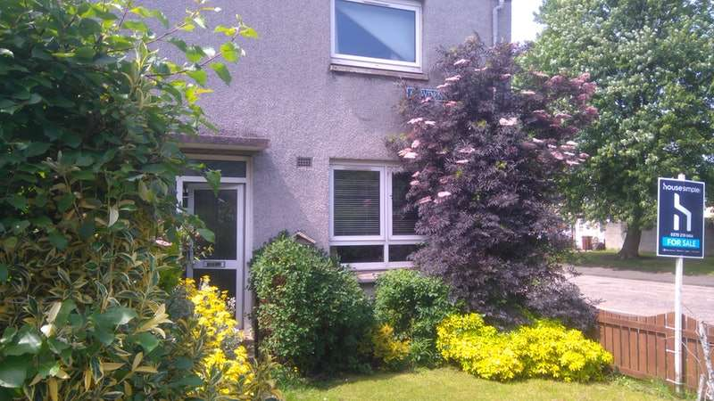 2 Bedrooms End Of Terrace House for sale in Cowdenhill Road, Bo'ness, Stirlingshire, EH51