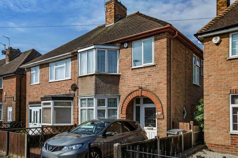 3 Bedrooms Semi Detached House for sale in Havencrest Drive, Leicester, Leicester, LE5
