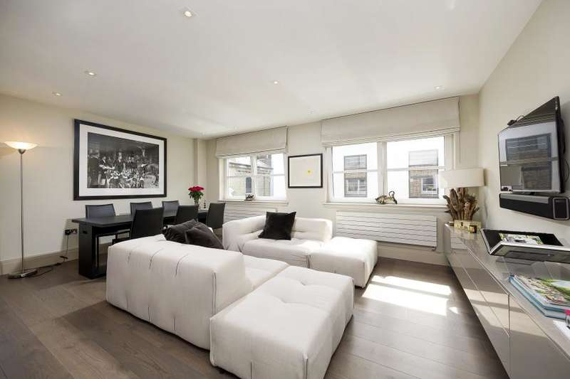 2 Bedrooms Flat for sale in Parkshot, Richmond Green