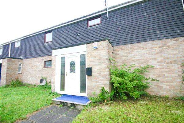 3 Bedrooms Terraced House for sale in St. Martins Close, Southampton