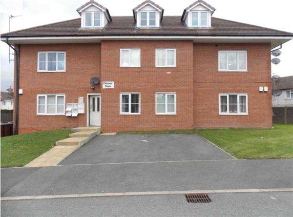 2 Bedrooms Apartment Flat for sale in Denver Park, Denver Road, Kirkby