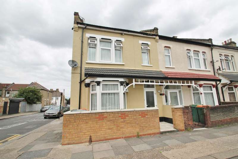 5 Bedrooms End Of Terrace House for sale in WHYTEVILLE ROAD, FOREST GATE