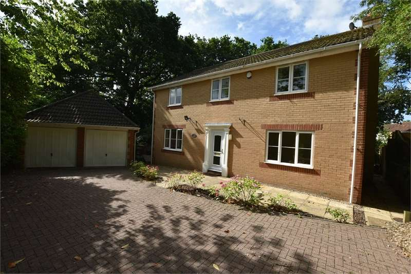 5 Bedrooms Detached House for sale in Lodge Lane, Nailsea, Bristol, North Somerset