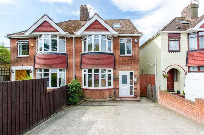 4 Bedrooms Semi Detached House for sale in London Road, Sittingbourne