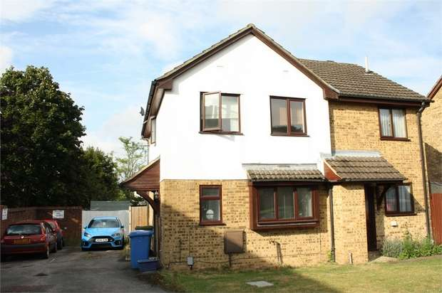 3 Bedrooms End Of Terrace House for sale in Beaumont Grove, Aldershot, Hampshire