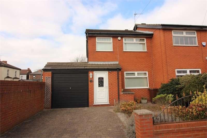 3 Bedrooms Semi Detached House for sale in Crosender Road, CROSBY, Merseyside