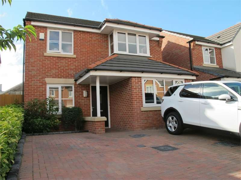 3 Bedrooms Detached House for sale in Braid Crescent, Crosby, LIVERPOOL, Merseyside
