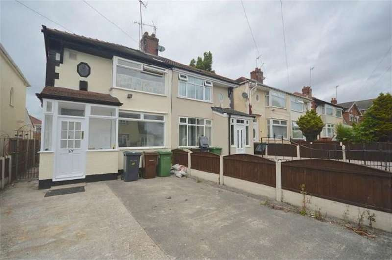 3 Bedrooms Semi Detached House for sale in Ranelagh Avenue, Litherland, Merseyside