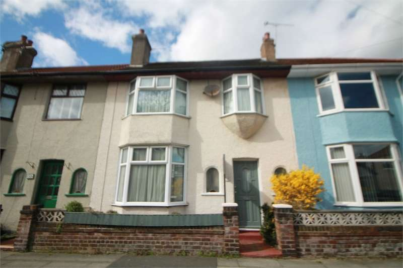 3 Bedrooms Terraced House for sale in Sunnyside Road, Crosby, Merseyside