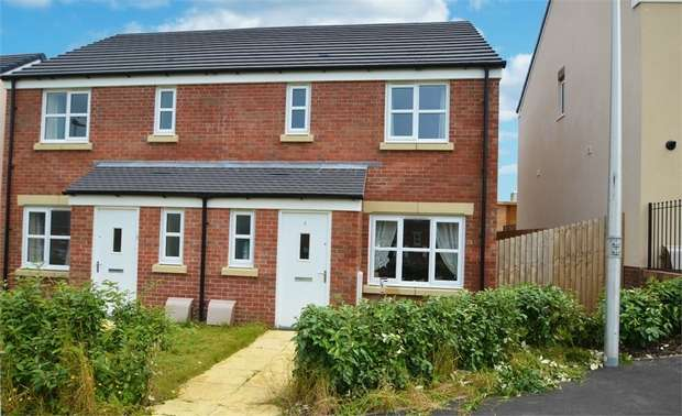 3 Bedrooms End Of Terrace House for sale in Ty Canol, Carway, Kidwelly, Carmarthenshire