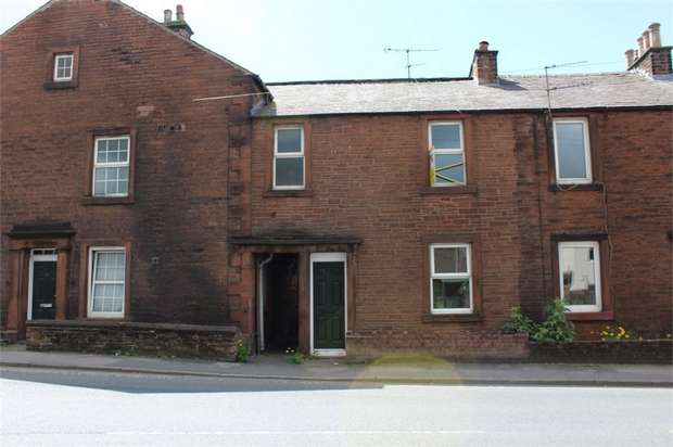 2 Bedrooms Terraced House for sale in Newlands Terrace, Penrith, Cumbria