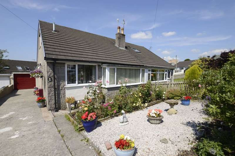 4 Bedrooms Semi Detached Bungalow for sale in St James Drive, Burton in Kendal