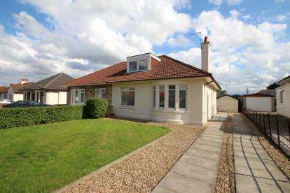 3 Bedrooms Bungalow for sale in Birkhall Avenue, CARDONALD, Glasgow