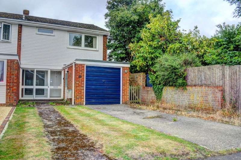 3 Bedrooms End Of Terrace House for sale in Springfield Gardens, Chinnor