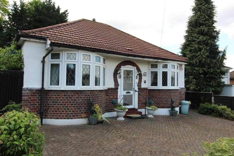 3 Bedrooms Detached Bungalow for sale in Sandy Lane, Orpington, Kent, BR6 0DY