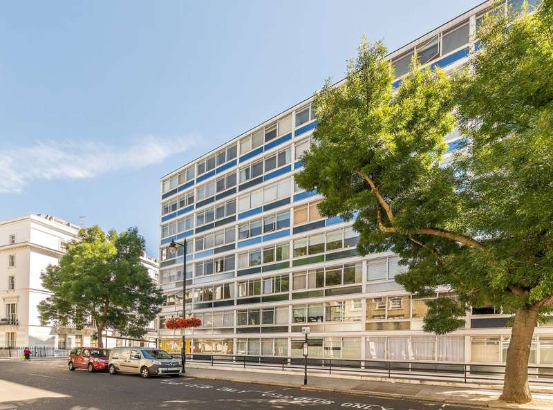 2 Bedrooms Maisonette Flat for sale in Craven Hill Gardens, Bayswater, W2