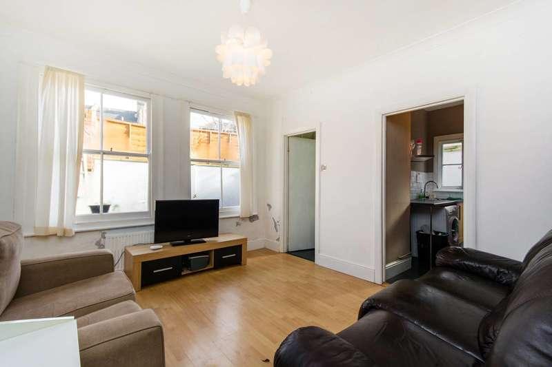 2 Bedrooms Maisonette Flat for sale in Hillcourt Road, East Dulwich, SE22