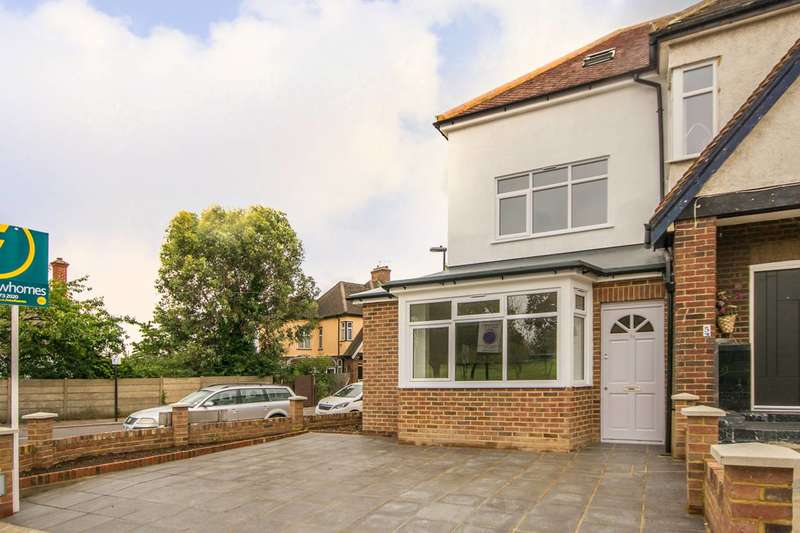 3 Bedrooms House for sale in Park View Gardens, Wood Green, N22