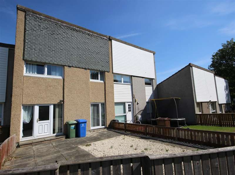 2 Bedrooms Terraced House for sale in Muirepark Court, Bo'ness