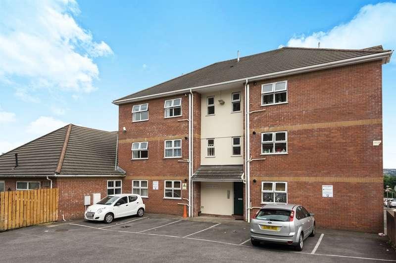 1 Bedroom Flat for sale in Crown Street, Morriston, Swansea