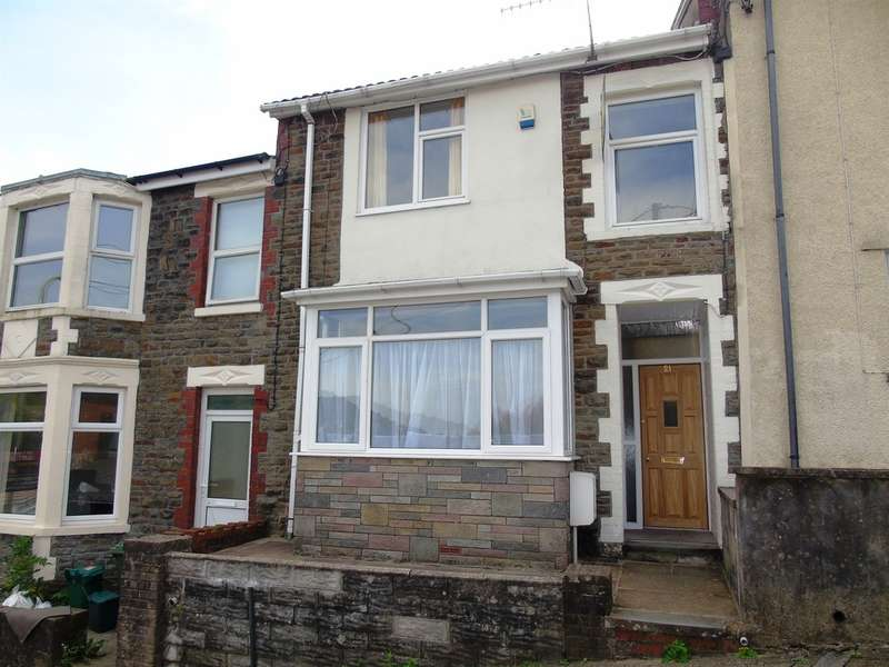 5 Bedrooms Terraced House for sale in Stow Hill, PONTYPRIDD