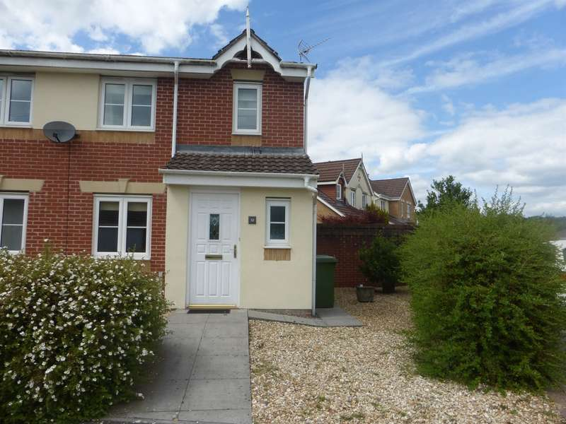 3 Bedrooms Semi Detached House for sale in Clos Ynysddu, Pontyclun