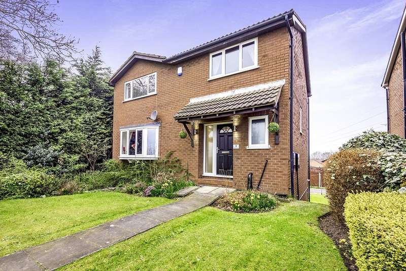 4 Bedrooms Detached House for sale in Westwood Side, Morley, Leeds, LS27