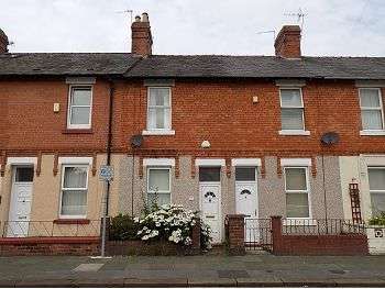 2 Bedrooms Terraced House for sale in 17 Adelaide Street, Carlisle, CA1 2DR