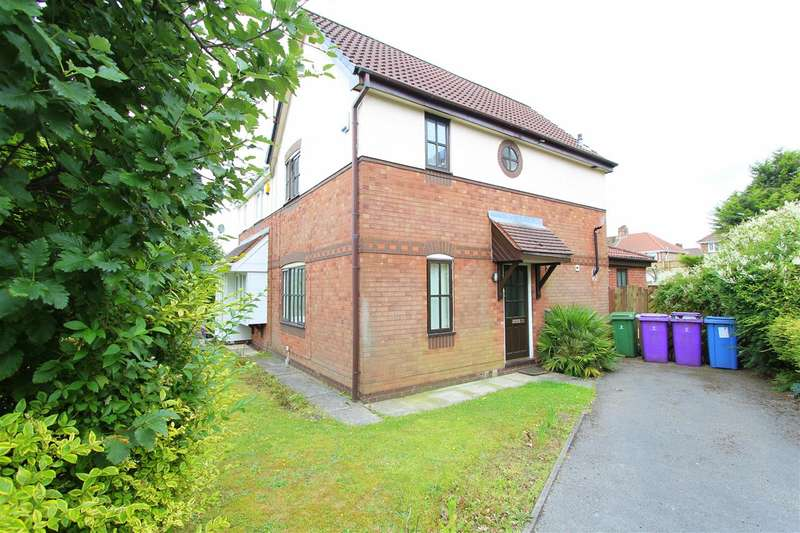 3 Bedrooms Semi Detached House for sale in Orchard Avenue, Broadgreen, Liverpool