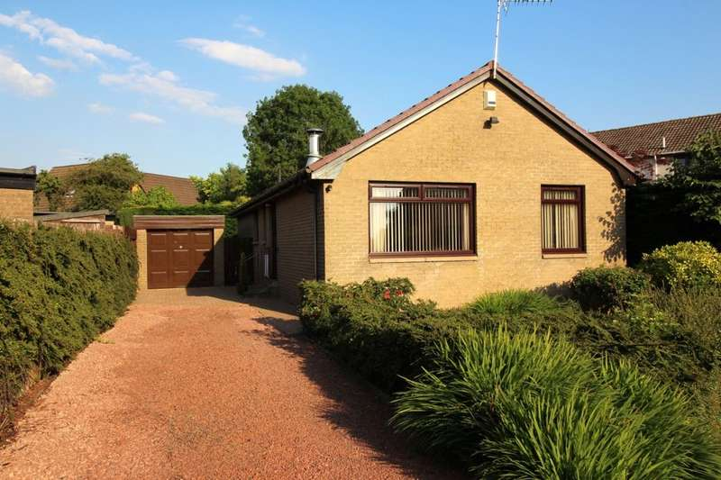 3 Bedrooms Detached Bungalow for sale in Acredales, Linlithgow, EH49
