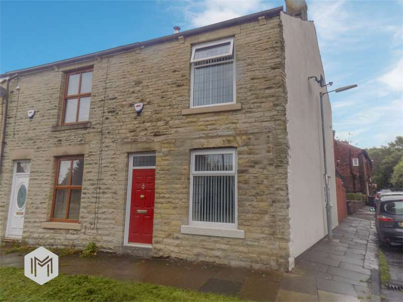 2 Bedrooms End Of Terrace House for sale in Scholes Bank, Horwich, Bolton, Lancashire